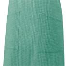 ギンガムチェックエプロン(CR-300)ポケット