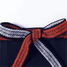 帆前掛け(FK7131)表が橙、裏が白の配色