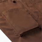 胸当てエプロン(FK7159)マチ付きポケット
