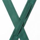 バッククロス胸当てエプロン(FK7163)ズレ防止のループ