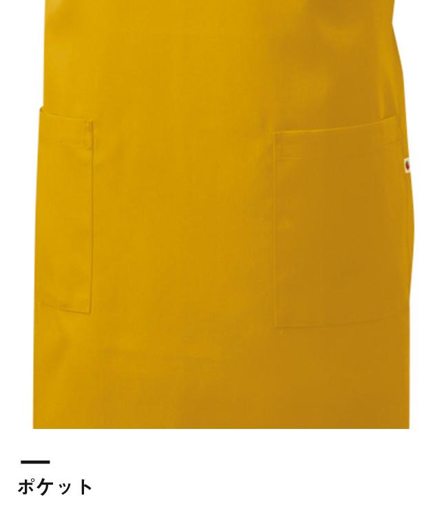キレイなエプロン(光触媒加工)ポケット