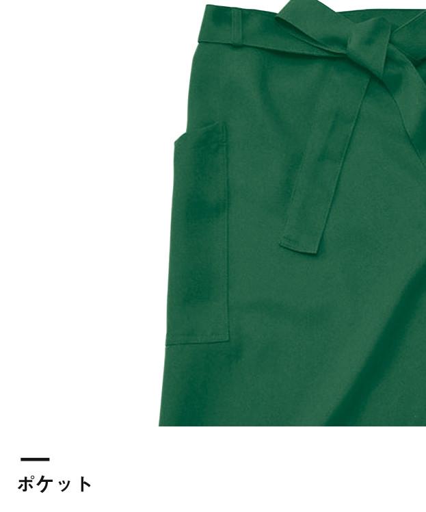 ソムリエエプロンM(GA5560)ポケット