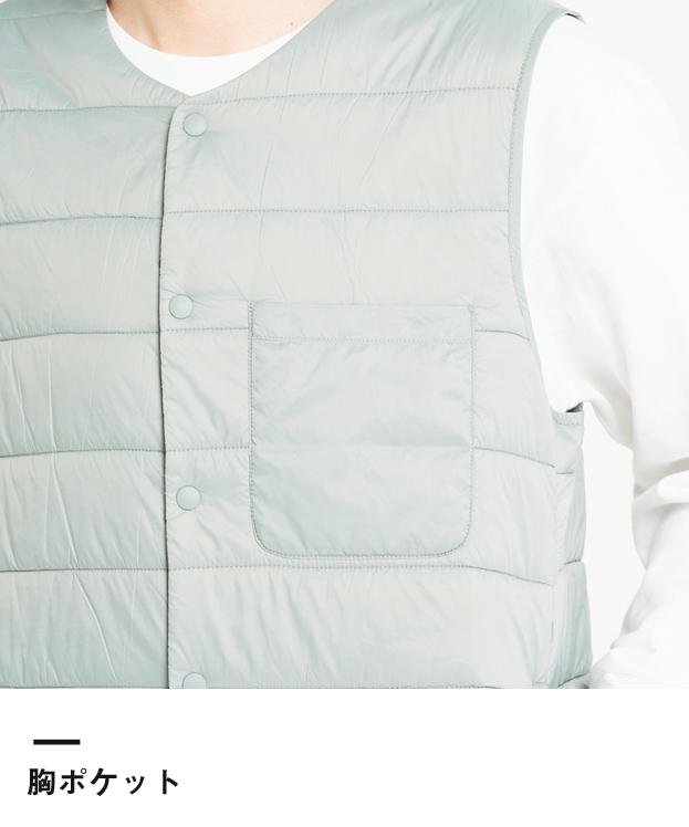 インナーベスト(00004-INV)胸ポケット