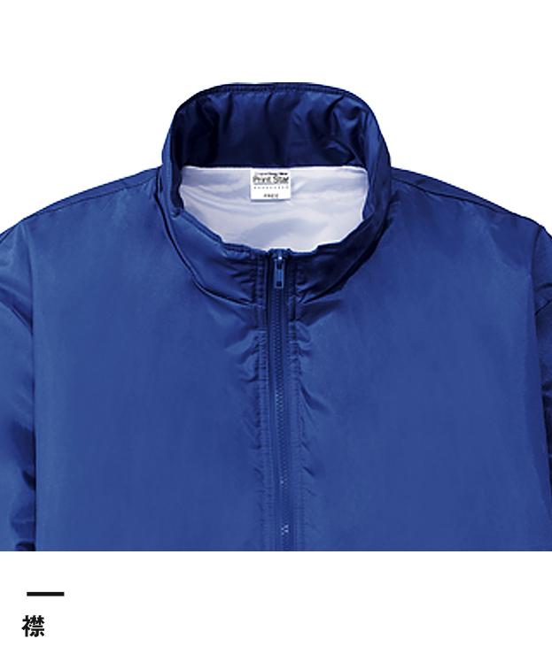 中綿入りイベントブルゾン(00064-AET)襟