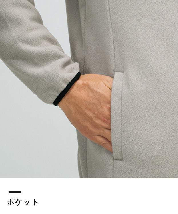 フリースジャケット(00231-FJ)ポケット