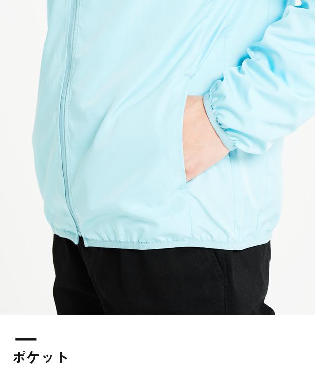 ライトジャケット(00237-LJ)ポケット