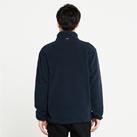 リフレクフリースジャケット(00238-RFJ)着用イメージ(ネイビー/Lサイズ)・背面