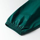 ナイロンスタンドジャケット(フードイン)(裏地付)(7056-01)袖口