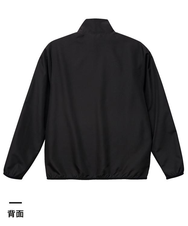 マイクロリップストップスタッフジャケット(一重)(7061-01)背面