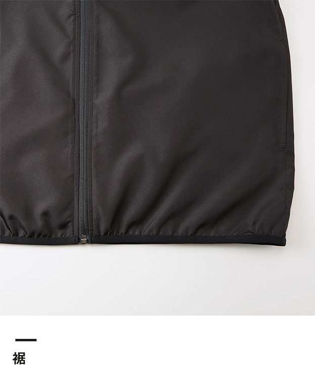 マイクロリップストップスタッフジャケット(一重)(7061-01)裾