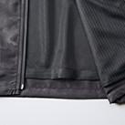 マイクロリップストップジップジャケット(裏地付)(7067-01)胴裏地(メッシュ素材)