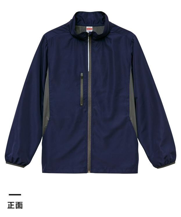 マイクロリップストップスタンドジャケット(裏地付)(7068-01)正面