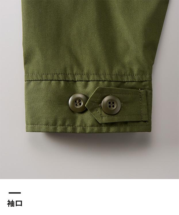 T/Cモッズコート(一重)(7447-01)袖口