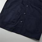 T/Cカバーオールジャケット(7452-01)裾