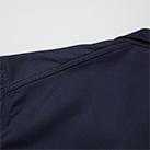 T/Cカバーオールジャケット(7452-01)肩周り縫製部分