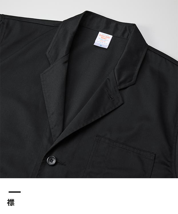 T/Cドライバーズジャケット(7453-01)襟