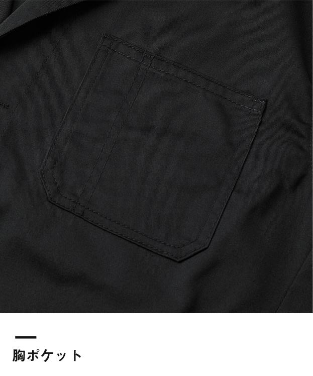 T/Cドライバーズジャケット(7453-01)胸ポケット