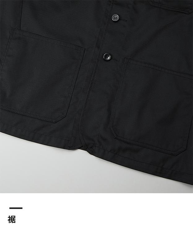 T/Cドライバーズジャケット(7453-01)裾