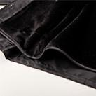 コーチジャケット(ボア裏地付)(7482-01)胴裏地(裾フラシ)