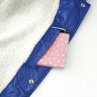 スペクトハーフコート(裏ボア)(CHN-2200)内ポケット