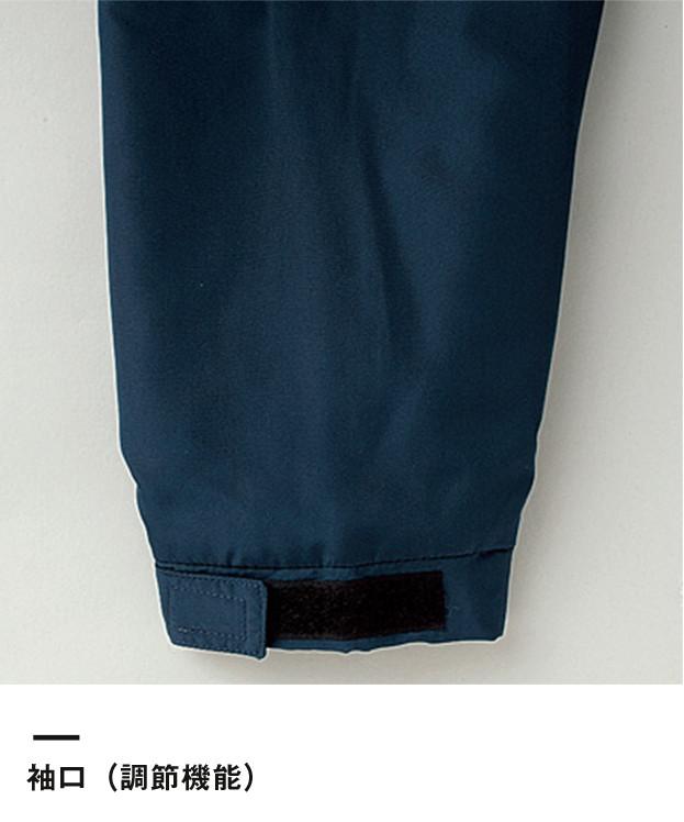 フリースコート(FLC-018)袖口(調整可能)