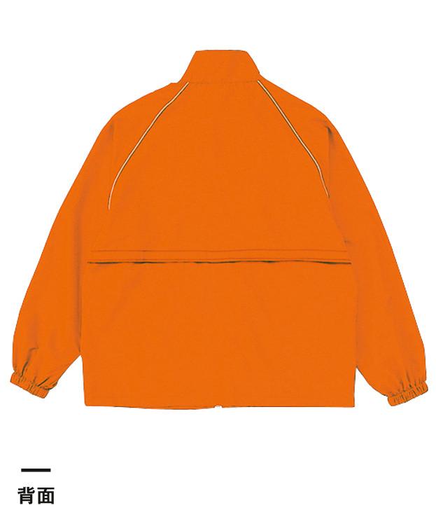 リフレクジャケット(FRJ-014)背面