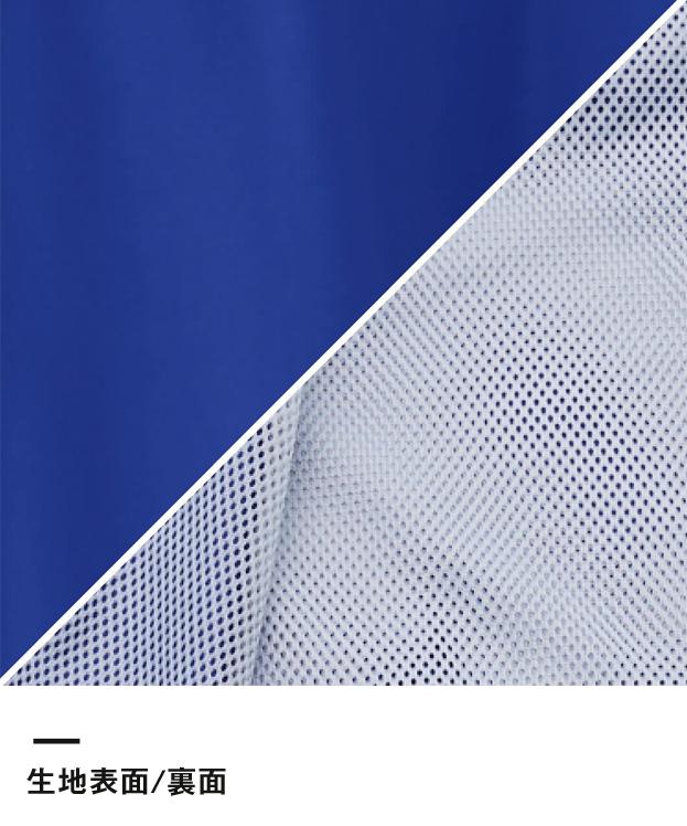 タフレックスジャケット(GX-6010)生地表面/裏面