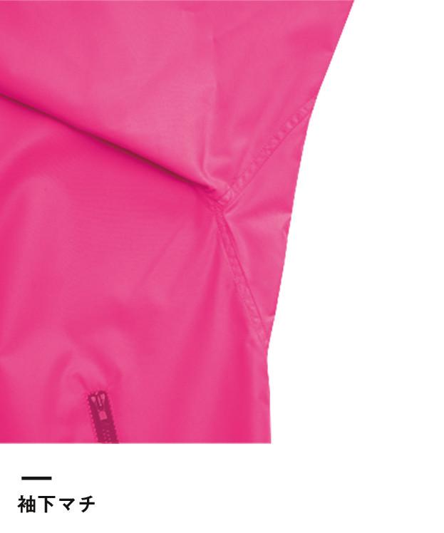 イベントジャケット(J15EJ)袖下マチ