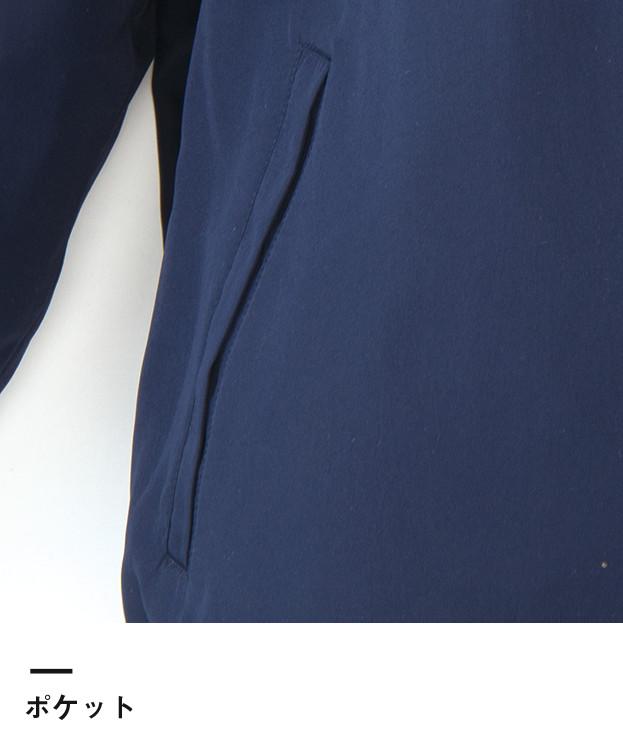 ソフトエアージャケット(J28SJ)ポケット