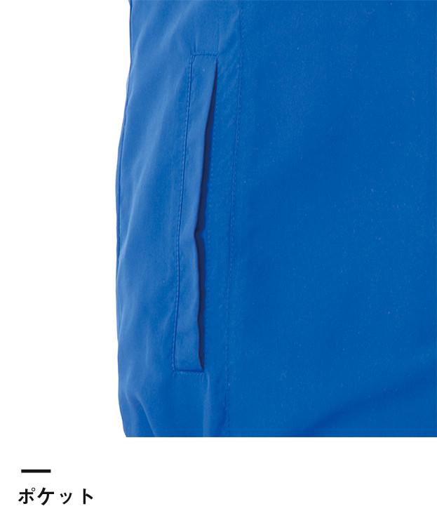 ソフトエアーベスト(J29SV)ポケット