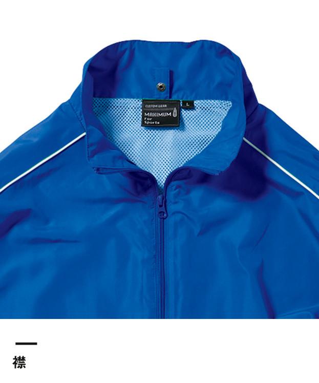 ハイブリッドジャケット(MJ0064)襟