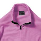 フリースジャケット(MJ0065)襟
