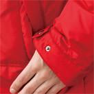 ライトベンチコート(MJ0066)袖・ポケット