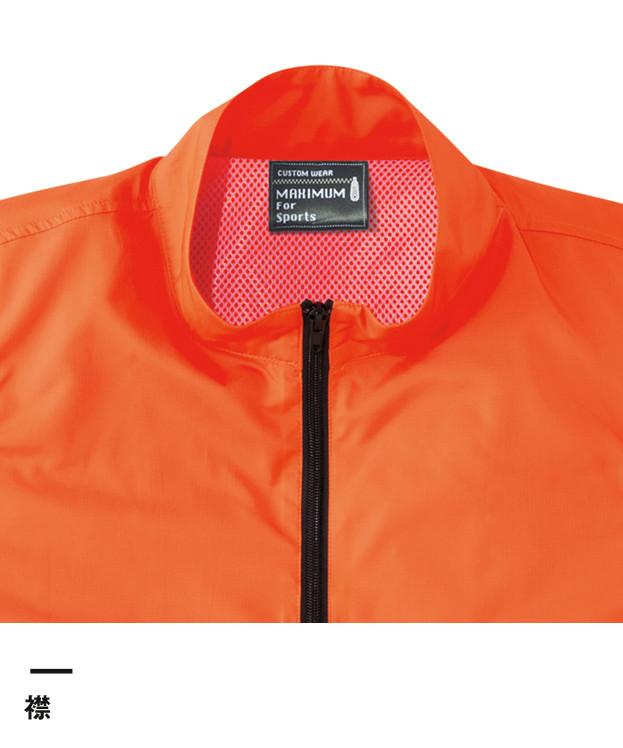 バインダースポーツベスト(MJ0068)襟