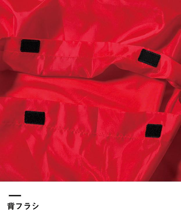 スタジアムジャケット(MJ0069)背フラシ