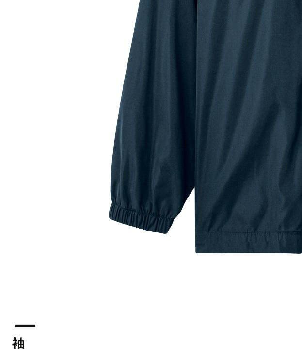 ストレッチフードジャケット(MJ0080)袖
