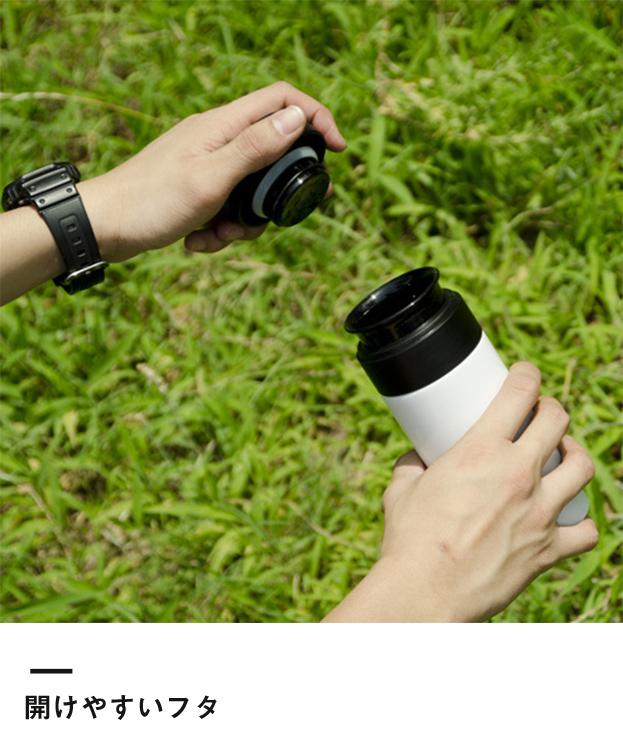 ステンレスサーモボトル(250ml)(044342-076947)開けやすいフタ