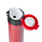 ワンタッチスリムボトル(450ml)(156847-946)ストッパー付きで飲みやすい