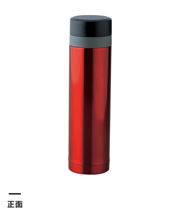 セルトナ・ストッパー付き真空ステンレスボトル(157341-5)正面