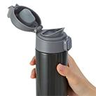 ワンタッチスリムボトル(500ml)(223648-846)手軽に開けられるワンタッチ栓