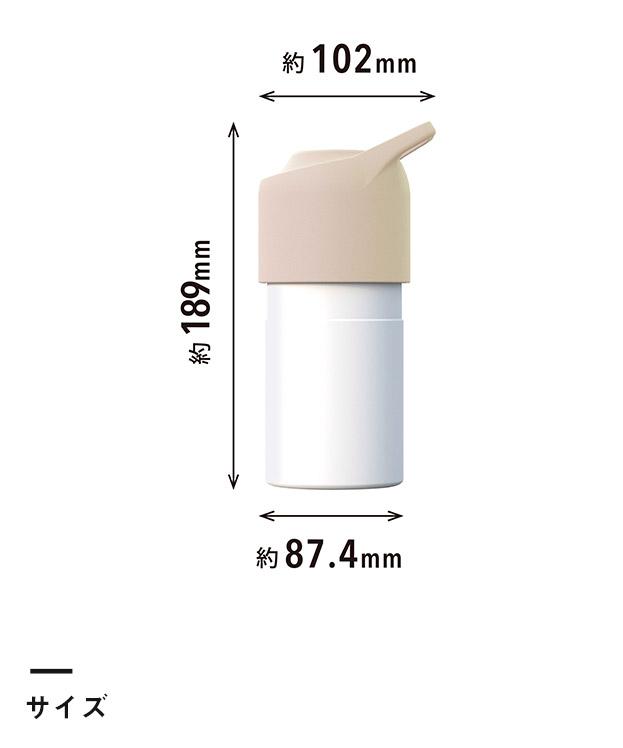 アトラス ボトルインボトル約500~650ml用(ハンドルタイプ)(ABIB-C)サイズ