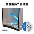 アトラス ボトルインボトル約500~650ml用(ハンドルタイプ)(ABIB-C)真空断熱構造で冷え冷え!
