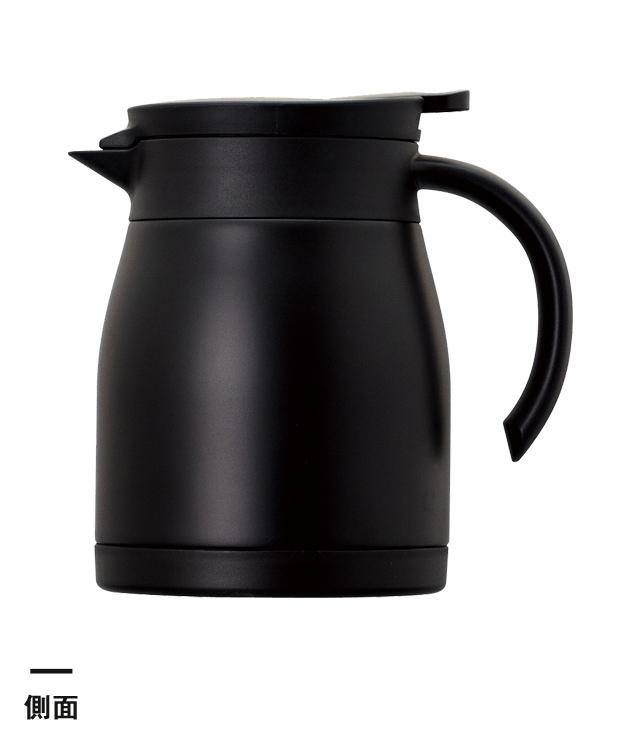 アトラス ステンレスコーヒーサーバー800ml(ACS-802)側面