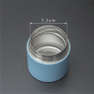 アトラス フードポット300ml(中栓付)(AFPN-300)口径