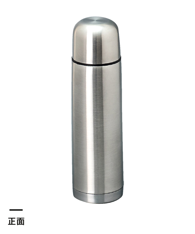 アトラス ステンレススリムボトル480ml(AKS-5004)正面