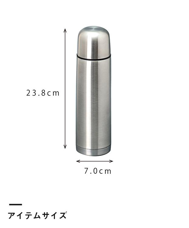 アトラス ステンレススリムボトル480ml(AKS-5004)アイテムサイズ