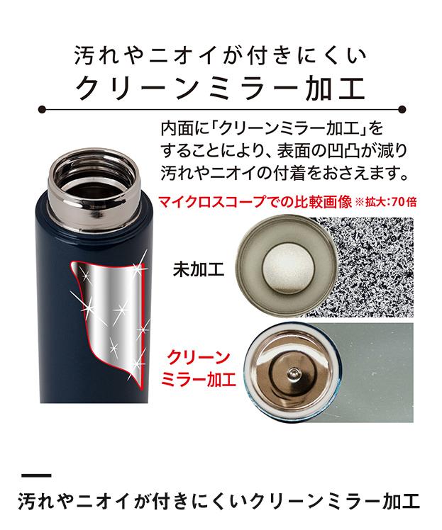 アトラス Airlist超軽量 スクリューボトル400ml(ARSS-400)汚れやニオイが付きにくいクリーンミラー加工