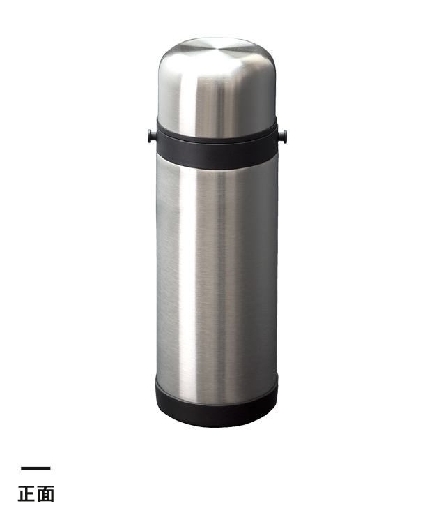 アトラス ステンレスボトル1000ml広口タイプ(AWB-1004)正面