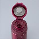 アトラス 軽量ワンタッチボトル350ml(AWN-350)オープン時