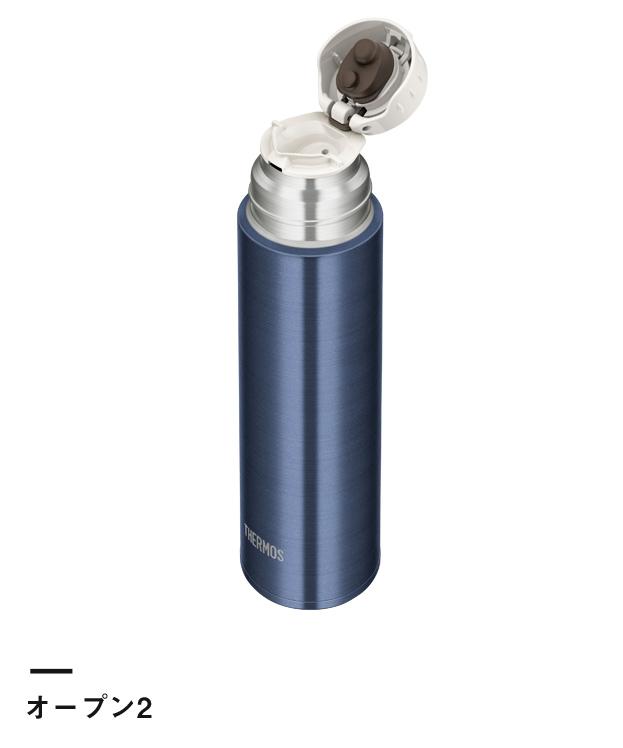 サーモス ステンレススリムボトル 500ml(FFM-501)オープン2